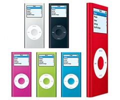 Запчасти для iPod Nano 2