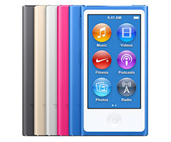 Запчасти для iPod Nano 7