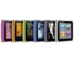 Запчасти для iPod Nano 6