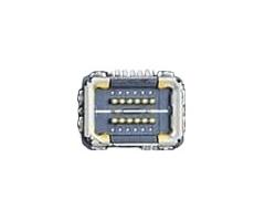 FPC разъемы коннекторы iPhone X / XR / XS / XS Max
